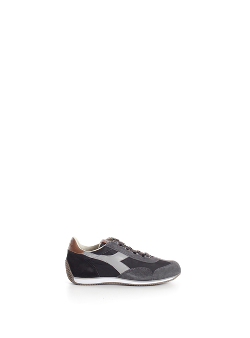 Sneakers for Women On Sale, Black, suede, 2017, 3.5 4 4.5 5.5 6 7.5 8.5 Diadora